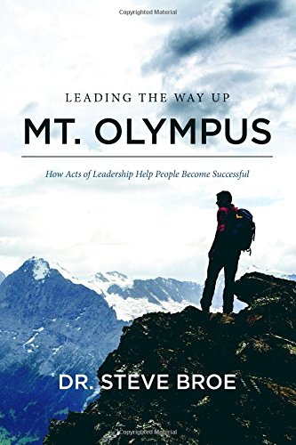 Leading The Way Up Mt. Olympus